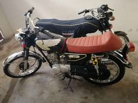 I sale my bike cg 125 model 1991 karachi number