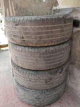 195 55 R16 set of 4 tyrea