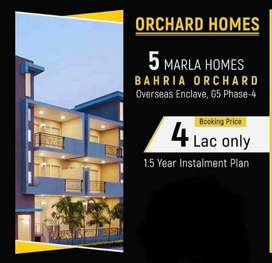 5 Marla Residential Units On Installments
