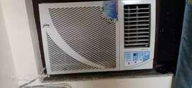 1.5t window AC with stabilizer