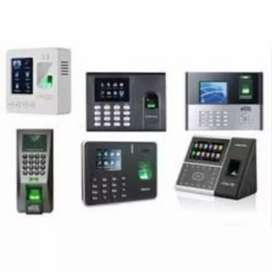 Biometric access control and attendance system