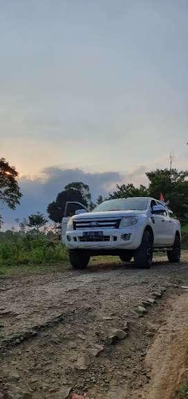 Ford Ranger XLT T6 2.2 2012