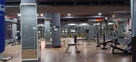 Gym for sale Total Machine Amount Rs.10lacs