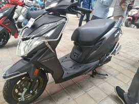 DIO DLX 2020(digital meter with alloy wheels)