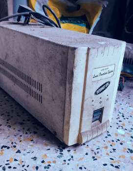 Old UPS not in working condition.