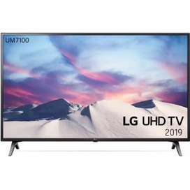 Smart Tv LED LG 4k UHD 60Inch 2019 new