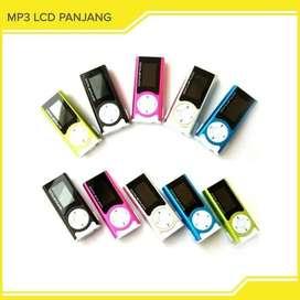 MP3 LCD Panjang MP3 Player Layar Panjang Besar Pemutar Music Player