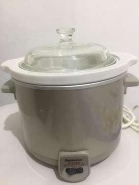 Slow Cooker Panasonic