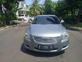 Toyota Camry G AT 2008 Medium Silver Pemakai