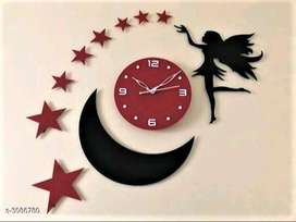 Acrylic Wall Clock Modern Wall Clock decor