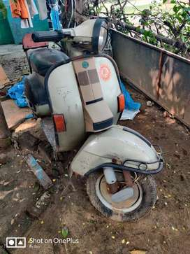 LML NV scooter