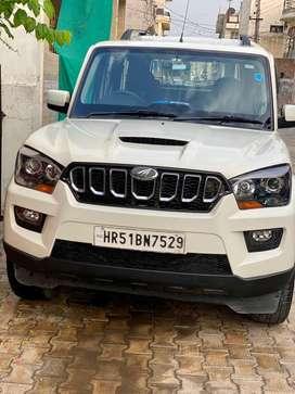 Mahindra Scorpio s6 plus 2017 modified s11