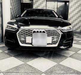 Audi A5 loaded with S line