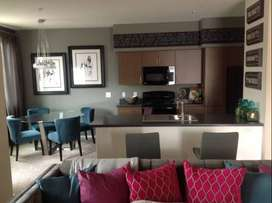 1 Bed apartment For Rent In Green Town Lahore