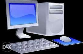 desktops and laptops repairing format installing