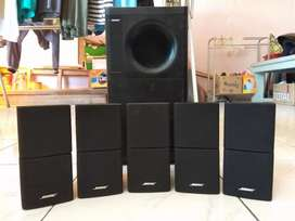 Speaker Bose Acoustimass 15 Home Theater Made in Mexico.