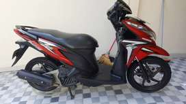 Honda Vario techno CBS 2013 Km Low & Pajak Panjang