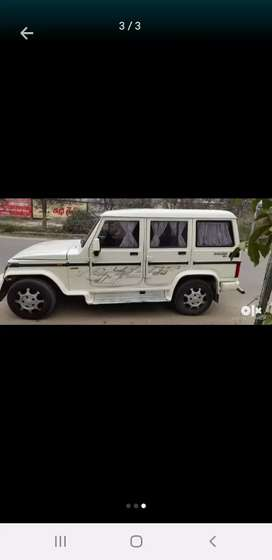 Mahindra bolero by rent