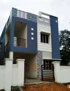 Duplex House Ready To Move At Mallampet Near ORR,Just 85lacs
