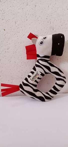 Mainan Anak Bayi Tomy Lamaze Zebra
