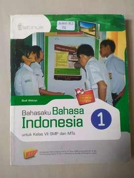 BUKU SEKOLAH BAHASA INDONESIA KELAS 7 SMP