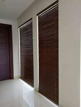 Woodenblind, Tirai Tahan Lama