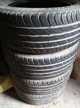 Sale for tyres size 215 / 55 / R 16