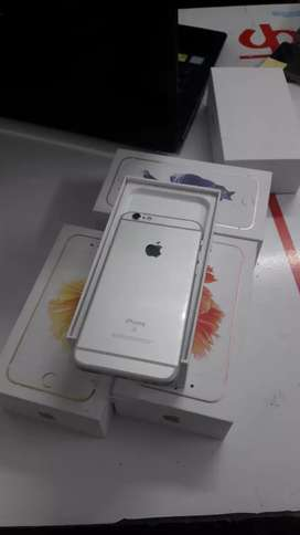 6month iphone 6S 64gb brand new phone