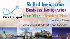 Visit & Student Visas, Skilled, Business IMMIGRATION