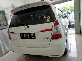 Innova diesel V 2013 manual asli Jateng lokasi Yogyakarta