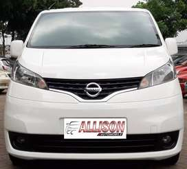 Nissan Evalia XV 1.5 Automatic Putih 2012, Top Condition No