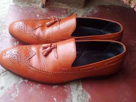 Shoes for man little used