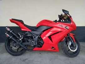 SAWO MOTOR -_ NINJA MERAH 2012 250