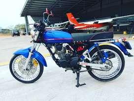 Motor CB basic tiger