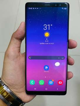 Samsung Galaxy Note 8  dual sim pta approved