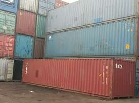 Harga bekas container  40ft Jakarta pusat