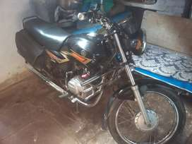 Yamaha crux full chalo condition