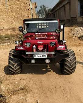 Rahul jeep modified-Best jeep Maker Delivered All india