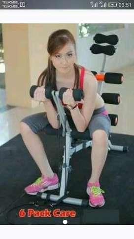 Alat Fitnes six pack care..design kokoh