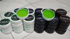 Styling Pomade Oilbased Waterbased Custom Label