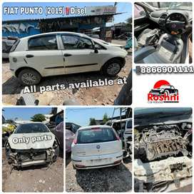 Fiat Punto diesel & Linea All spare parts available Roshni MOTRS surat