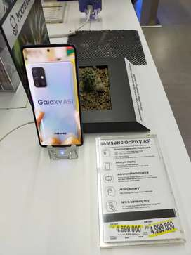 Kredit Handphone Samsung A51 6GB