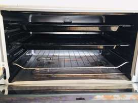 Lixell 45 Liter Electric Oven LX3620FCH Baking Oven