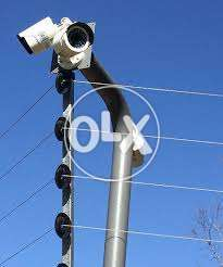 Security Electric fencing 110,000 per kanal 0