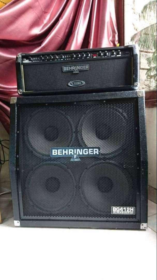 Obral barang bagus!!!Amplifier behringer super istimewa