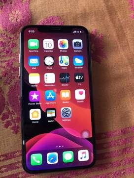 I phone x 64gb 92 health