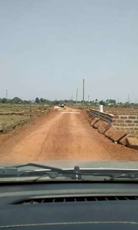 Gudiya pokhri Pipili toll gate near govt road side plot