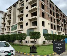 6 KANAL GREY STRUCTURE PLAZA FOR SALE IN DHA PHASE 8 AIR AVENUE