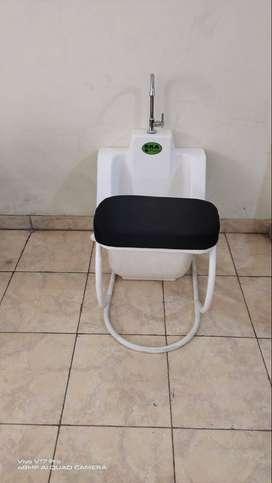 wudhu portable modern atau tempat wudhu portable praktis terbaru