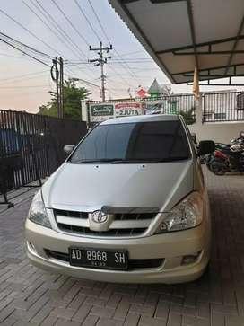 Toyota Innova G Diesel Matic Super Istimewa Solo